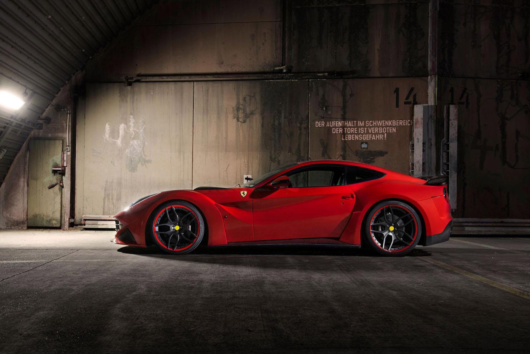 Novitec Rosso Ferrari F12 N Largo Picture 90092