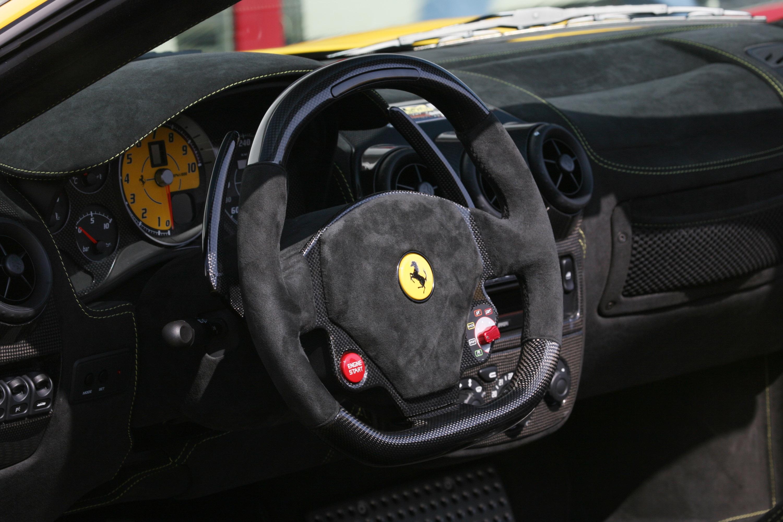 Novitec Rosso Tunes The Ferrari Scuderia Spider 16m