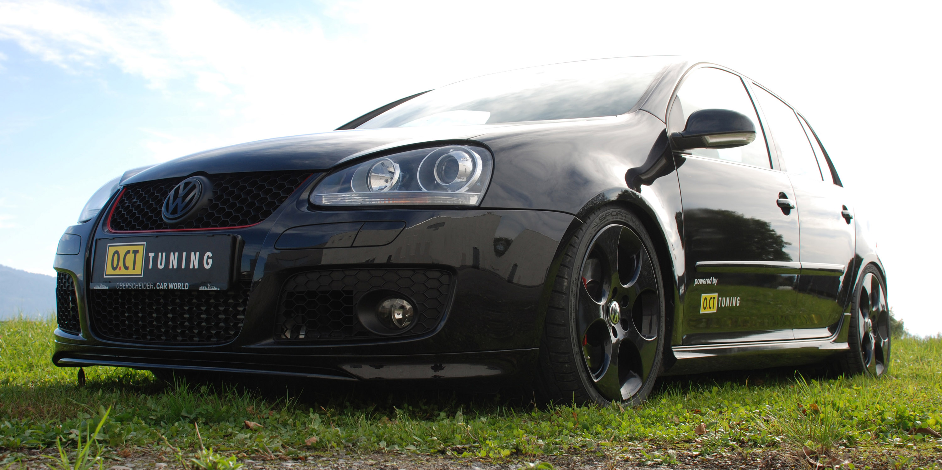 performance explosion o ct volkswagen golf v gti edition 30. Black Bedroom Furniture Sets. Home Design Ideas