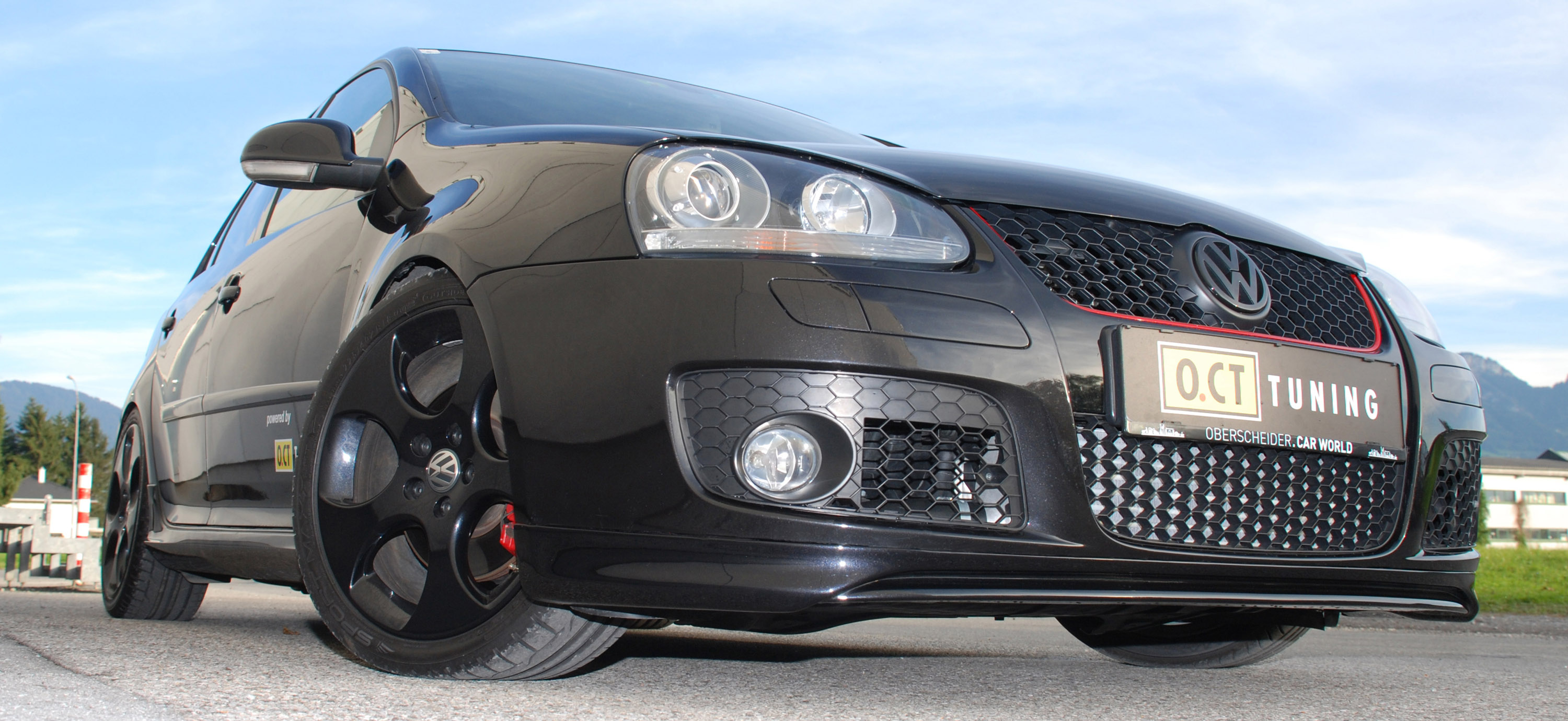 Oct Volkswagen Golf V Gti Edition 30 Picture 77343