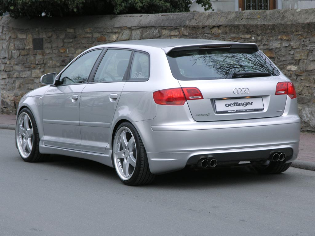 Oettinger Audi A3 Sportback Picture 33367