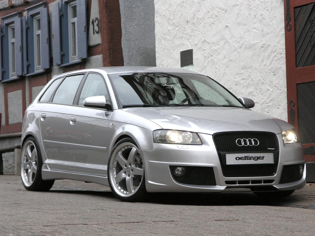 Oettinger Audi A3 Sportback - Picture 33368