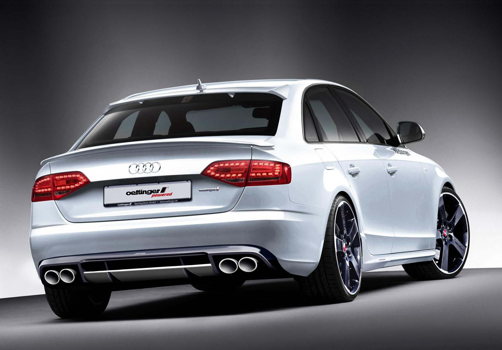 Oettinger Audi A4 Sport - Picture 100036