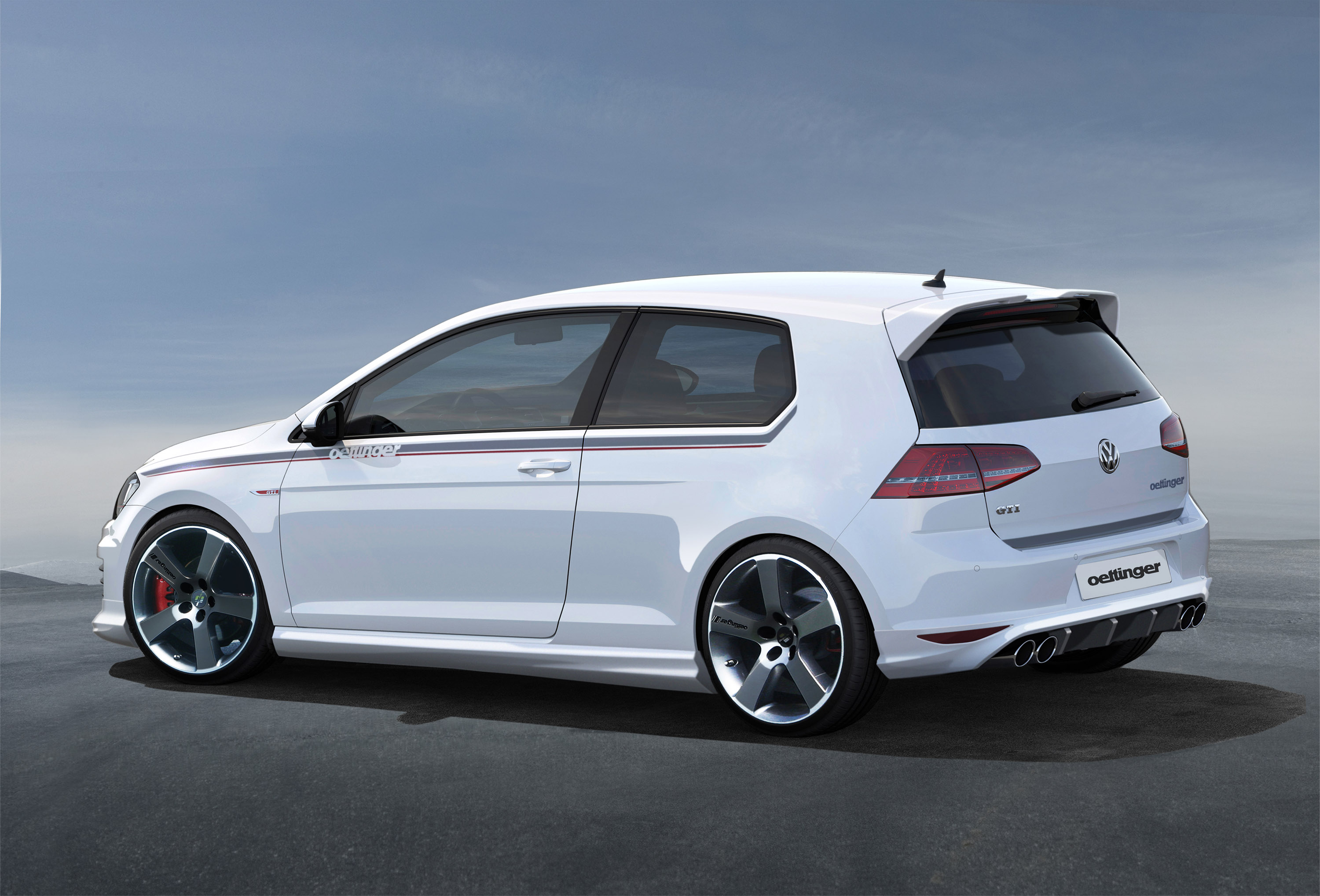 oettinger volkswagen golf vii gti traditionally quick. Black Bedroom Furniture Sets. Home Design Ideas