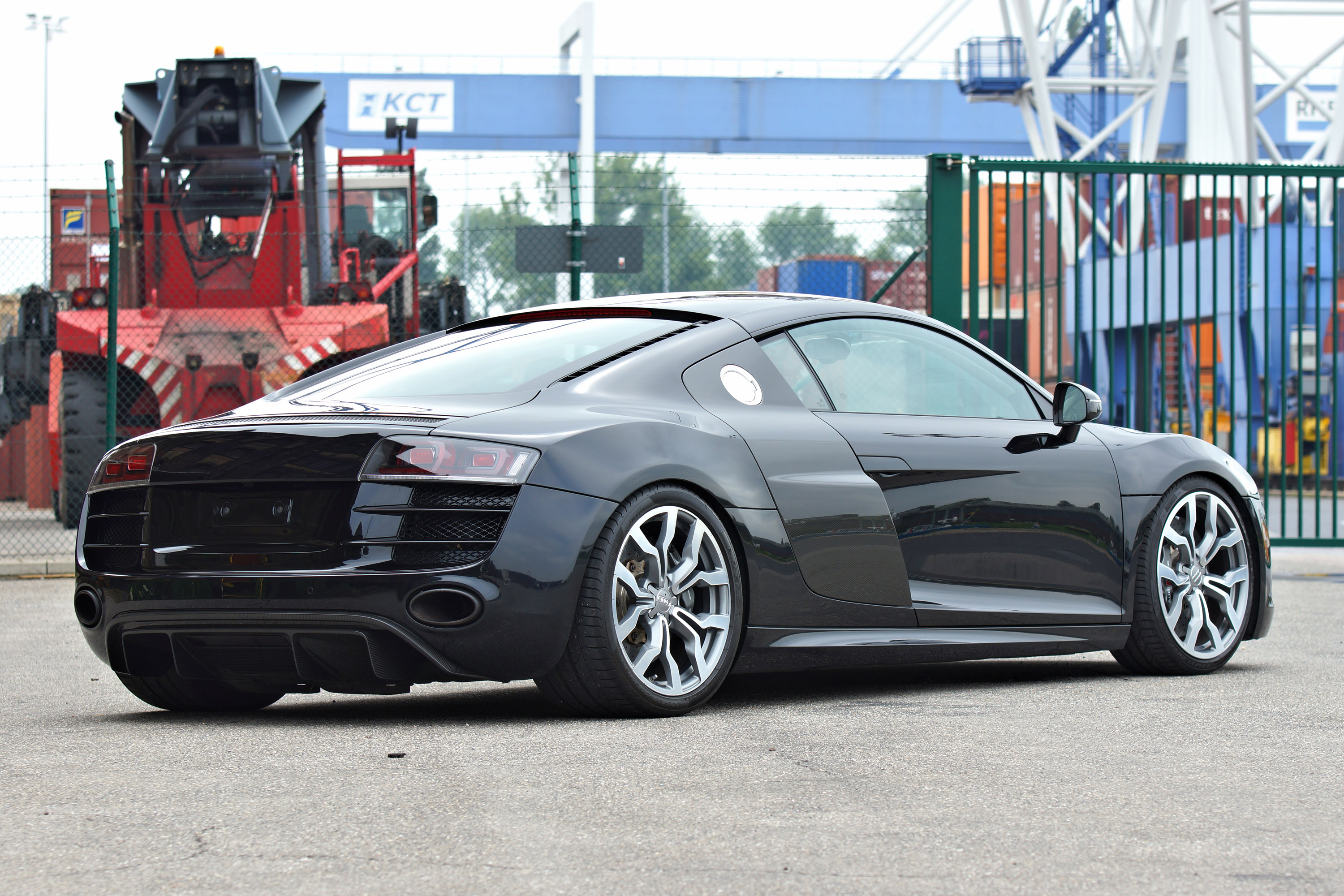 OK Chiptuning Audi R8 V10 Coupe Picture