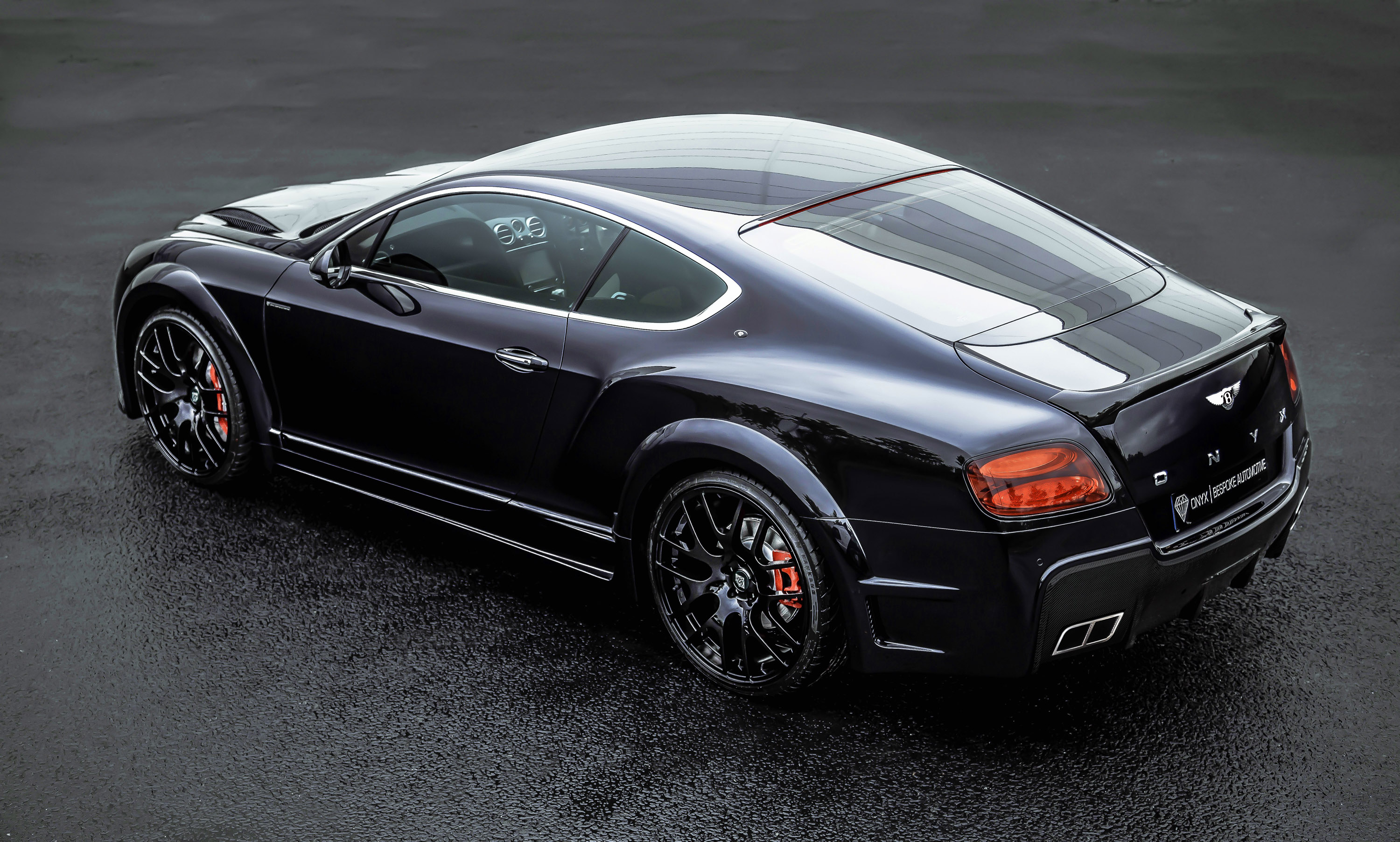 Onyx reveals bentley continental gtvx concept for The bentley