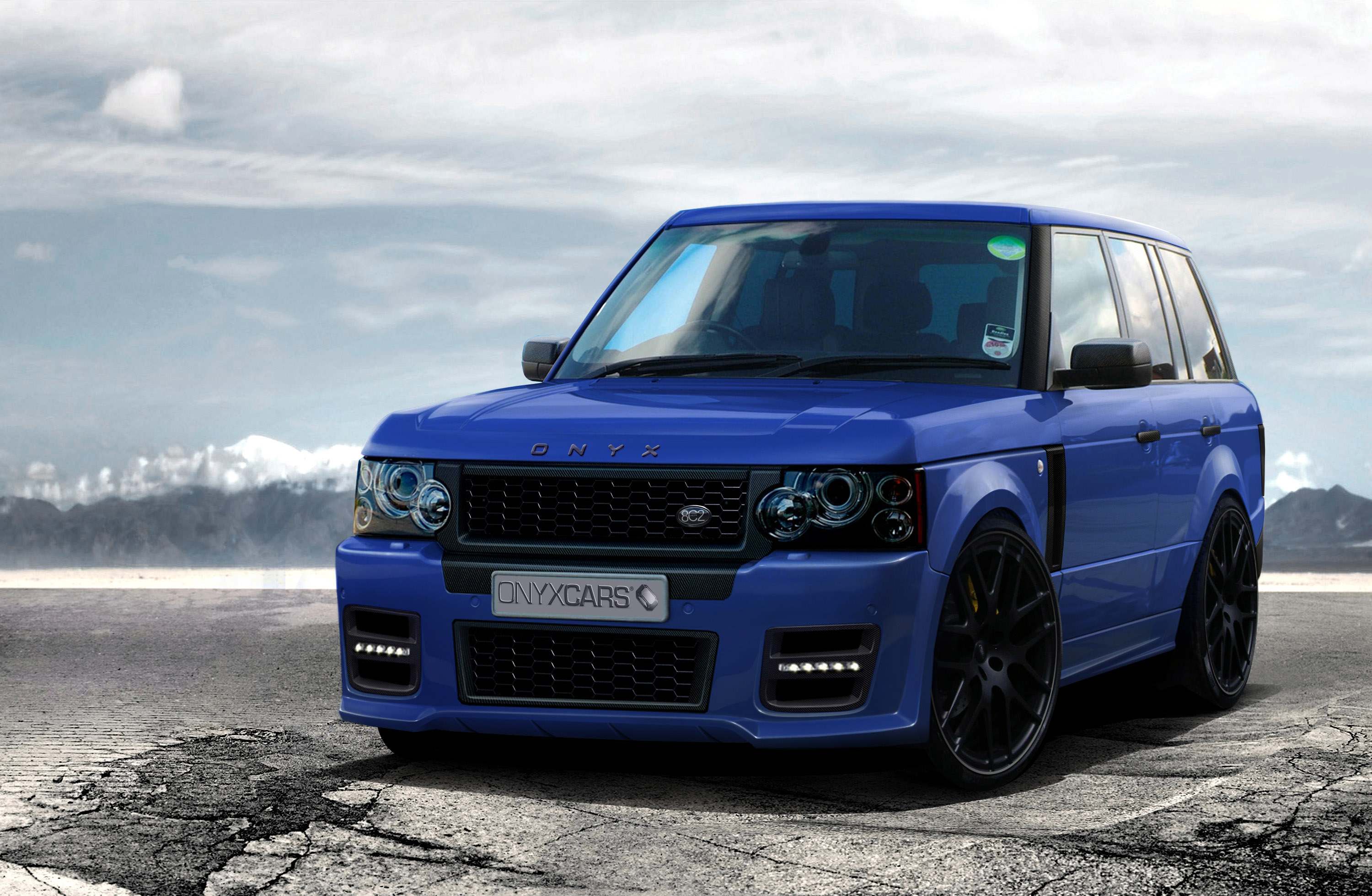 Latest Range Rover Sport Car >> ONYX Cars Platinum V enhances the luxurious Range Rover Vogue