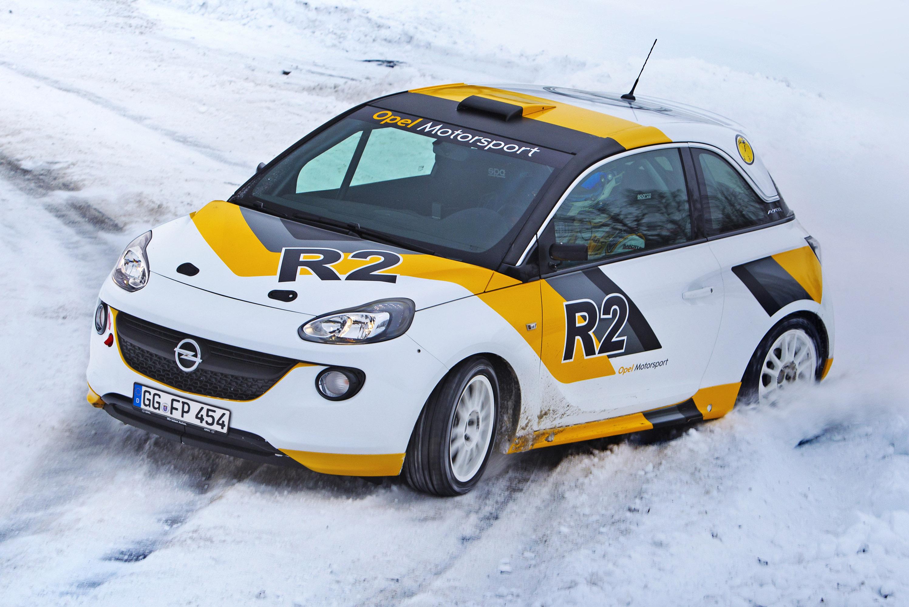 Opel Adam R2 Concept Debuts At Geneva Motor Show