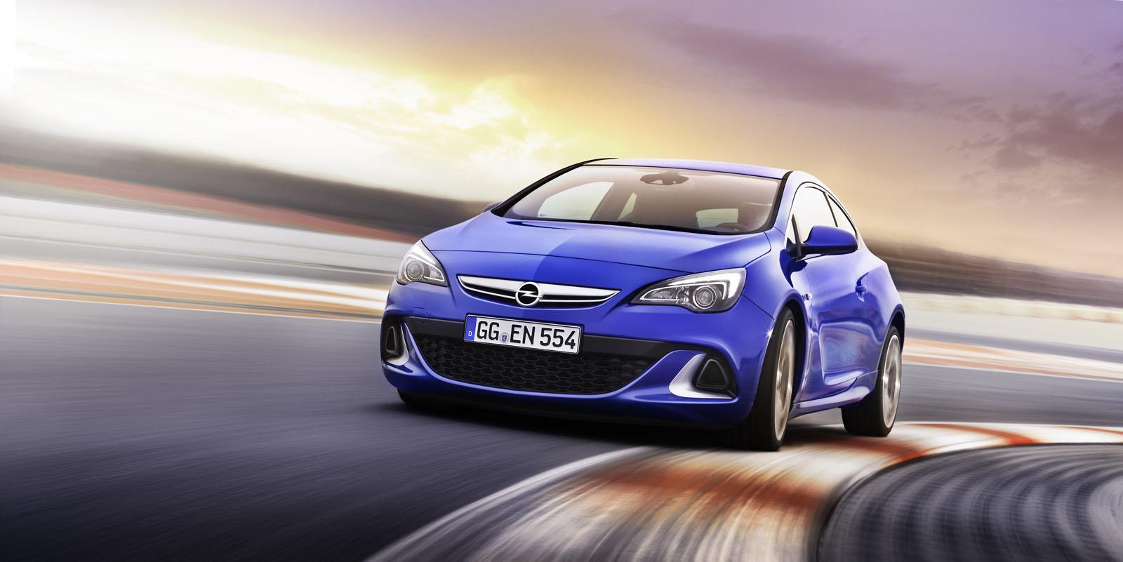Opel Astra J Opc 280hp And 400nm Hd Video