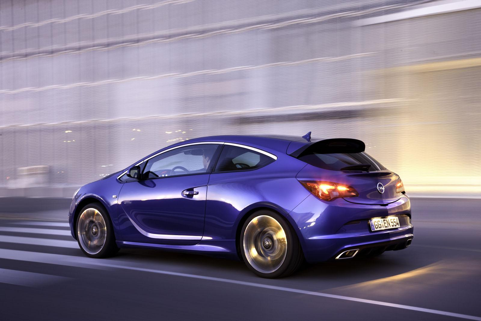 Toyota Latest Models >> Opel Astra J OPC - 280HP and 400Nm [HD video]