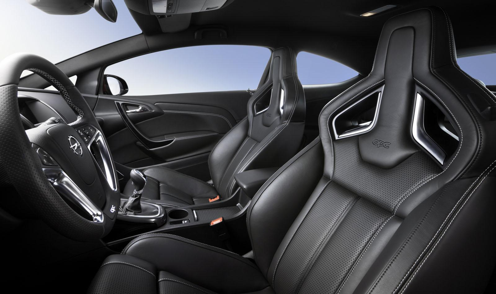 Opel astra j opc picture 66459 for Interieur online