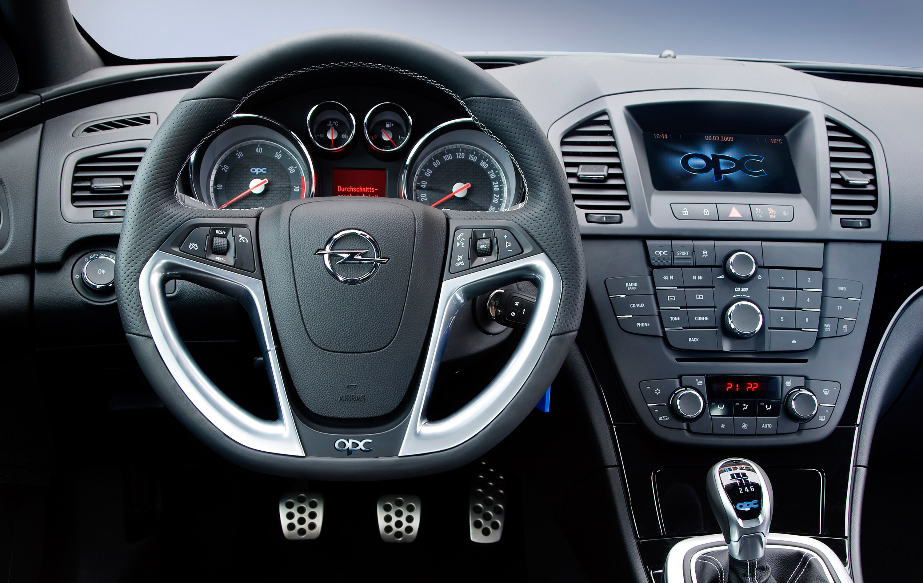 Opel Insignia OPC - Picture 22550