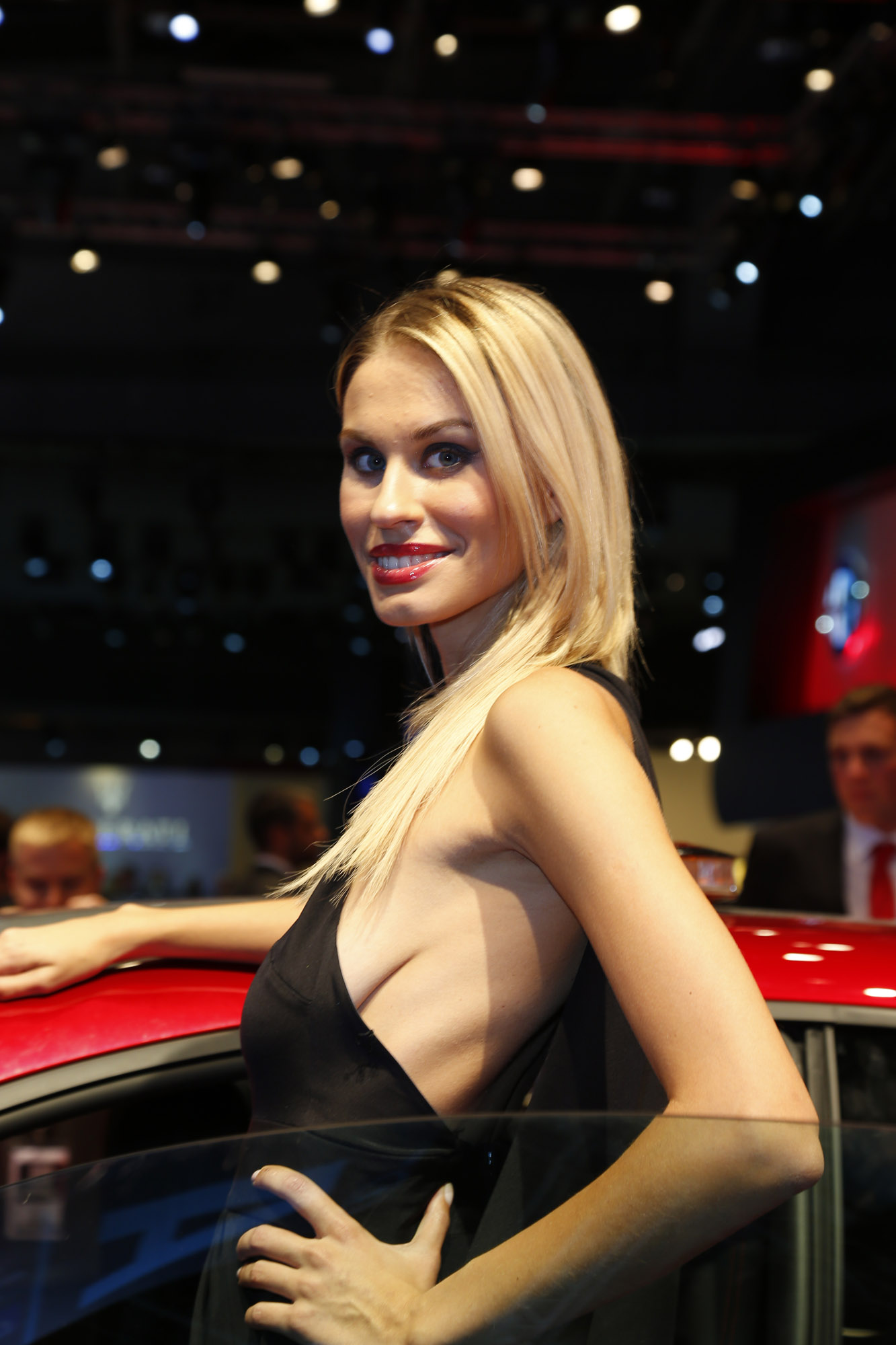 Paris Motor Show Girls 2012 Picture 75334