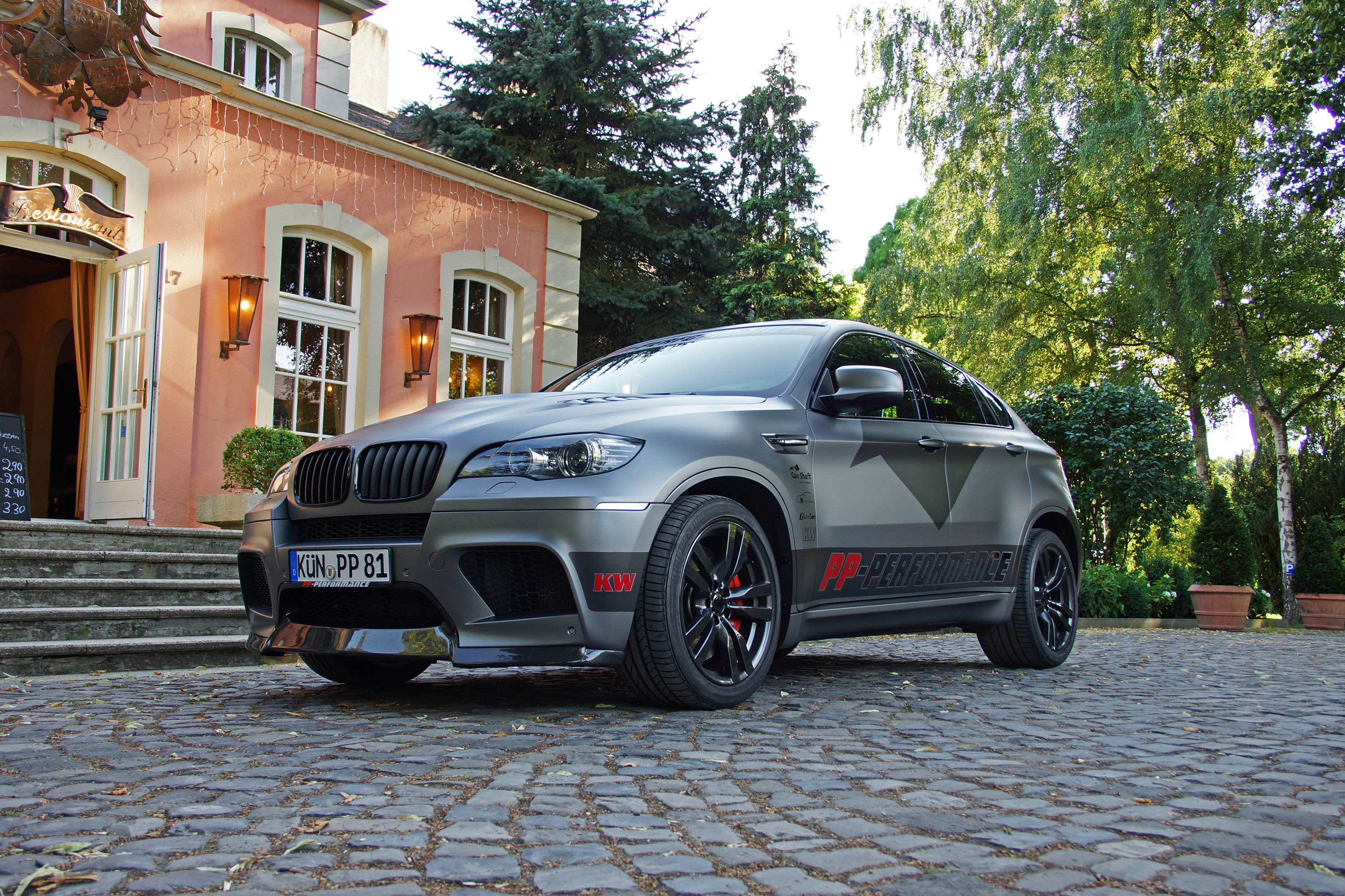 PP-Performance and Cam Shaft BMW X6 ///M