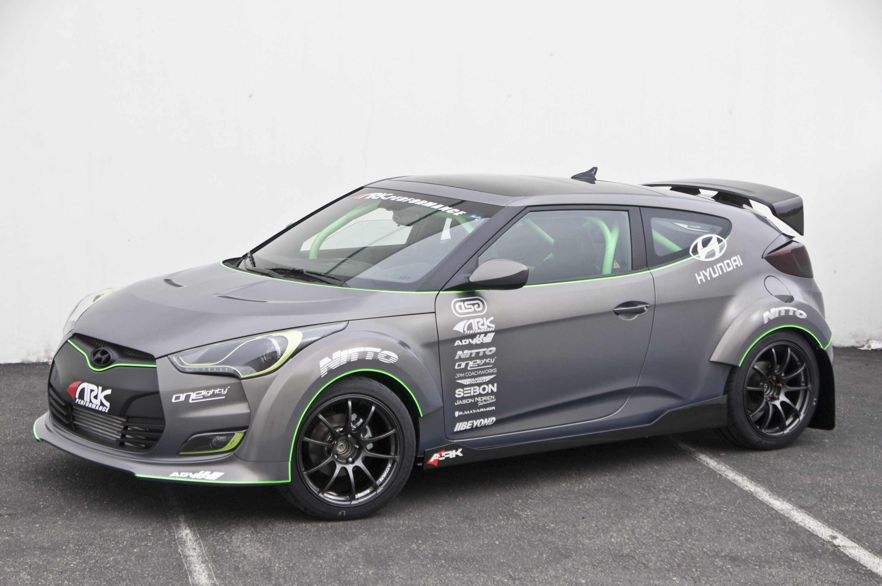 Hyundai veloster supercharger kit