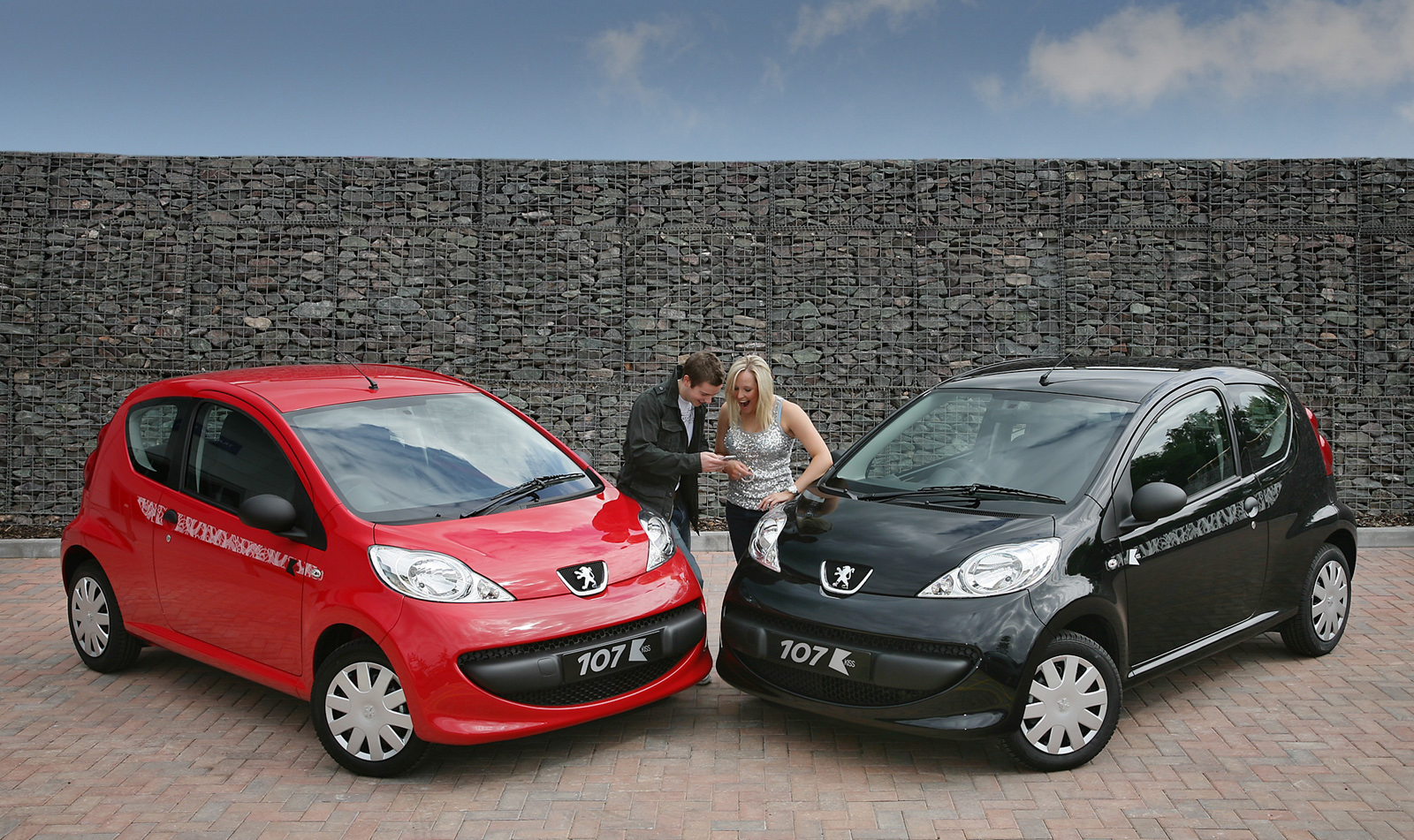 You\'ll Like the Sound of the New Peugeot 107 Kiss