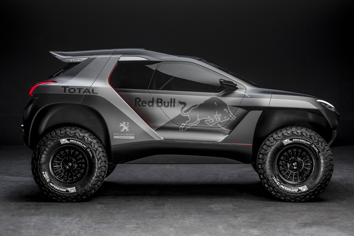 peugeot 2008 dkr technical specs. Black Bedroom Furniture Sets. Home Design Ideas