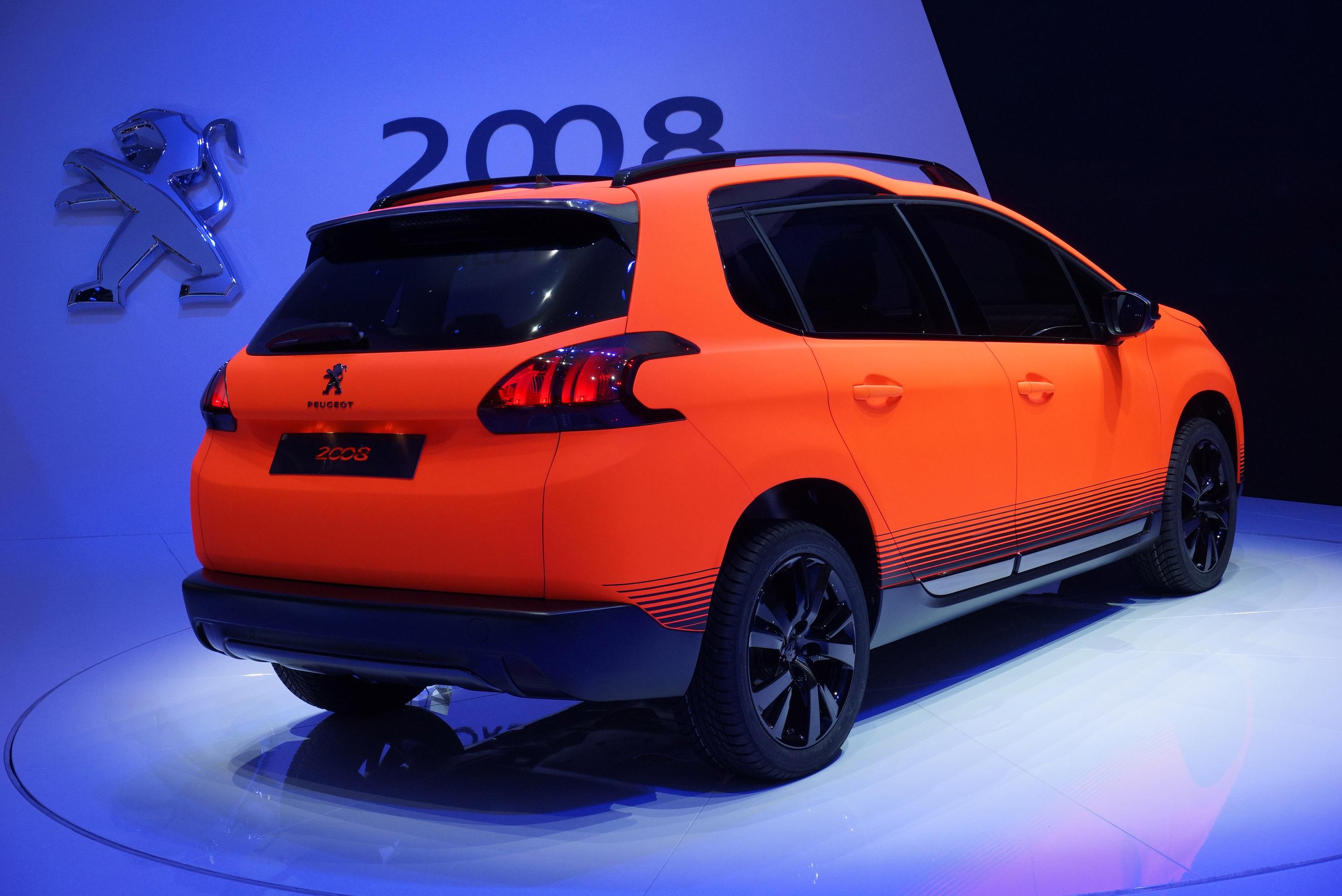 Peugeot 2008 Geneva 2013 - Picture 82518