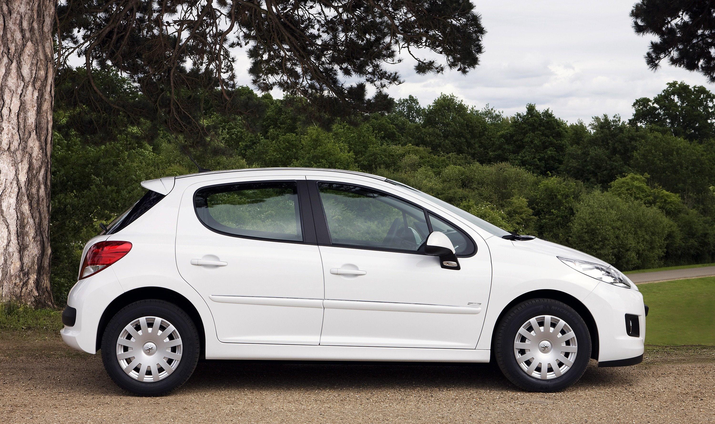 Peugeot Launches The 207 Economique