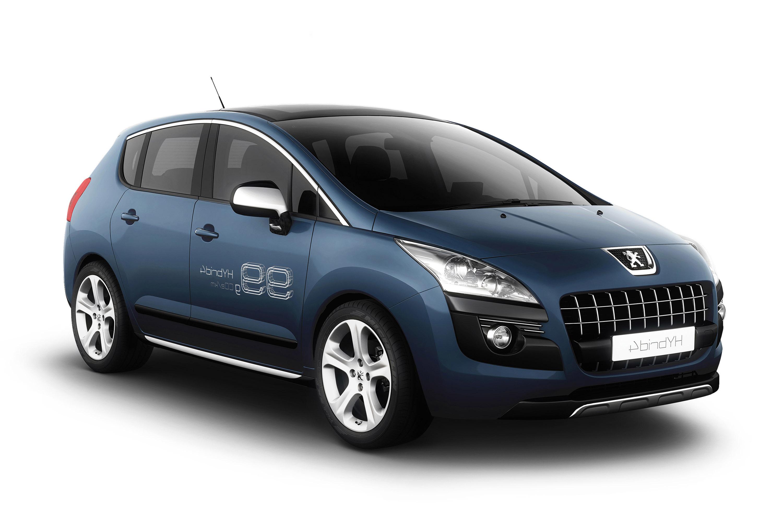 peugeot 3008 hybrid4 concept - picture 24244