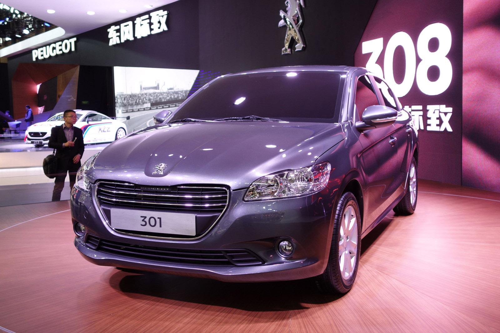 Peugeot 301 Shanghai 2013 - Picture 84604
