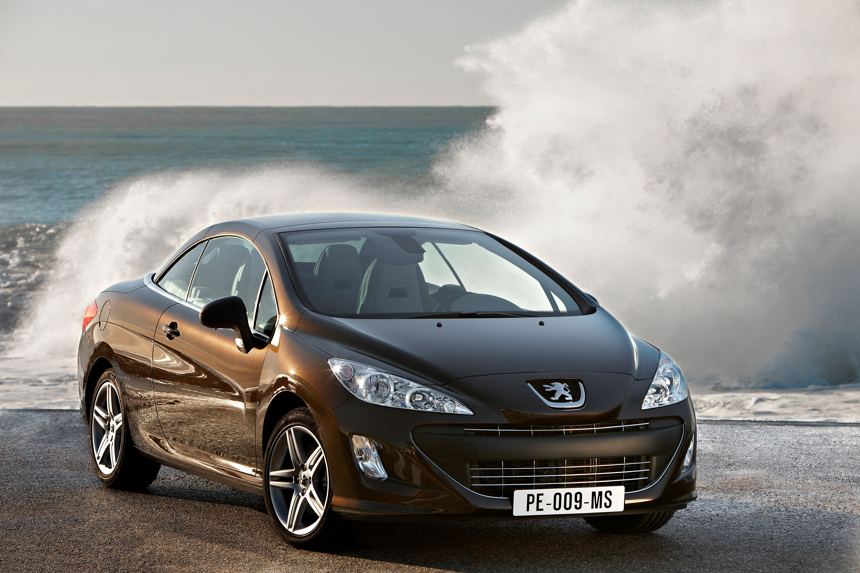 peugeot 308 cc prices and trim specifications announced. Black Bedroom Furniture Sets. Home Design Ideas