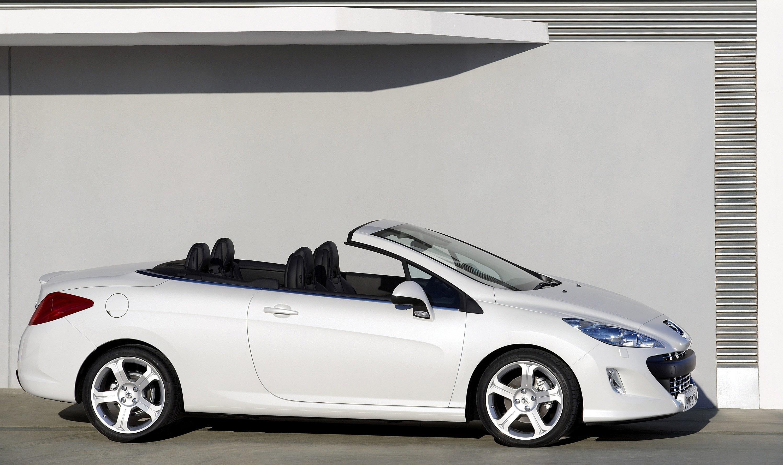308 cc a cabriolet for all seasons. Black Bedroom Furniture Sets. Home Design Ideas