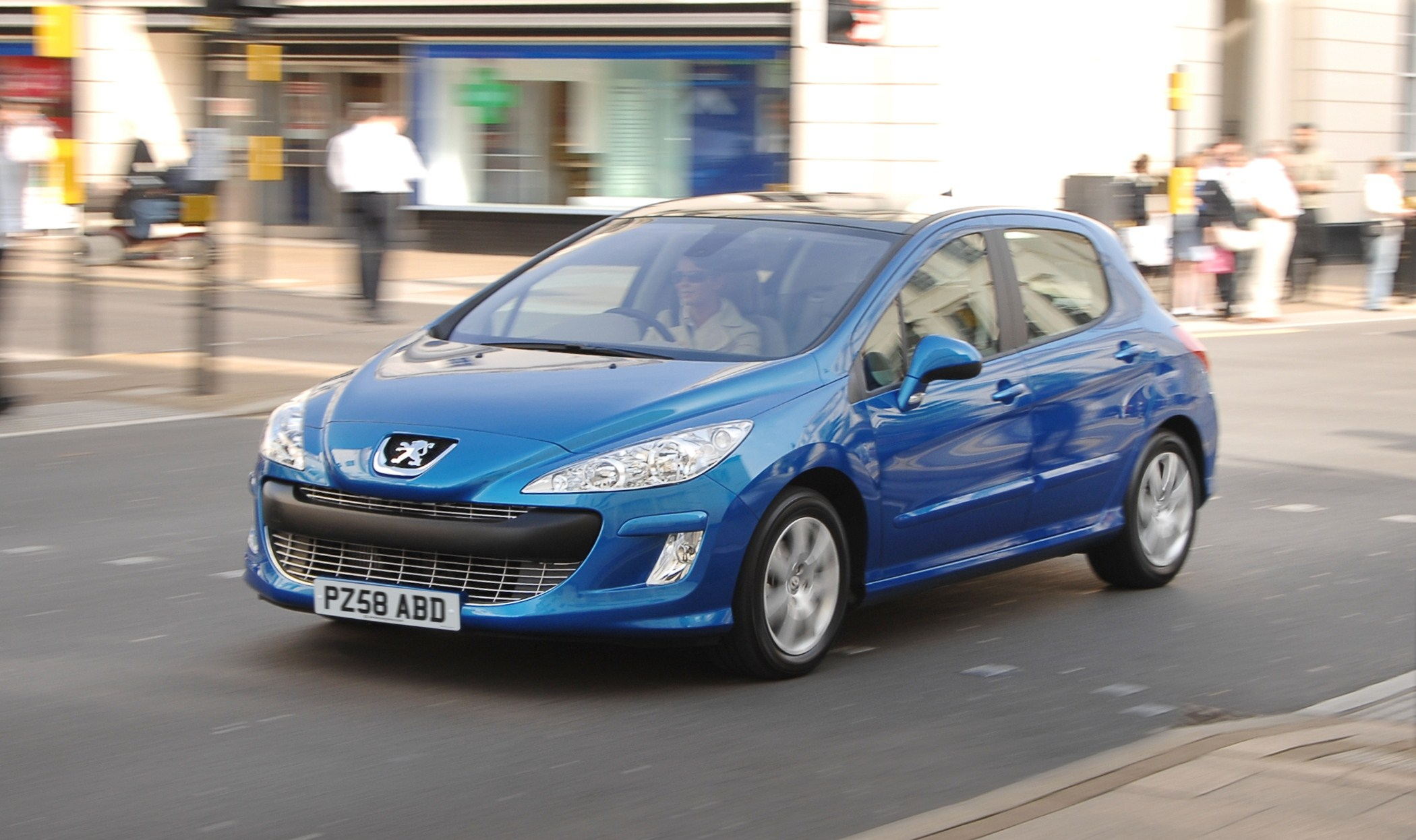 Peugeot 308 SW and SE - Picture 7777