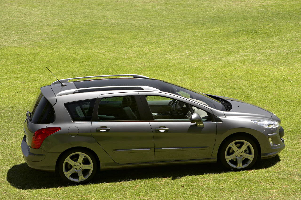 2009 Peugeot 308 Sw Picture 45103