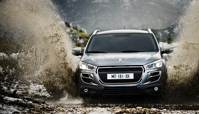Land Rover Models >> Peugeot 4008 4x4