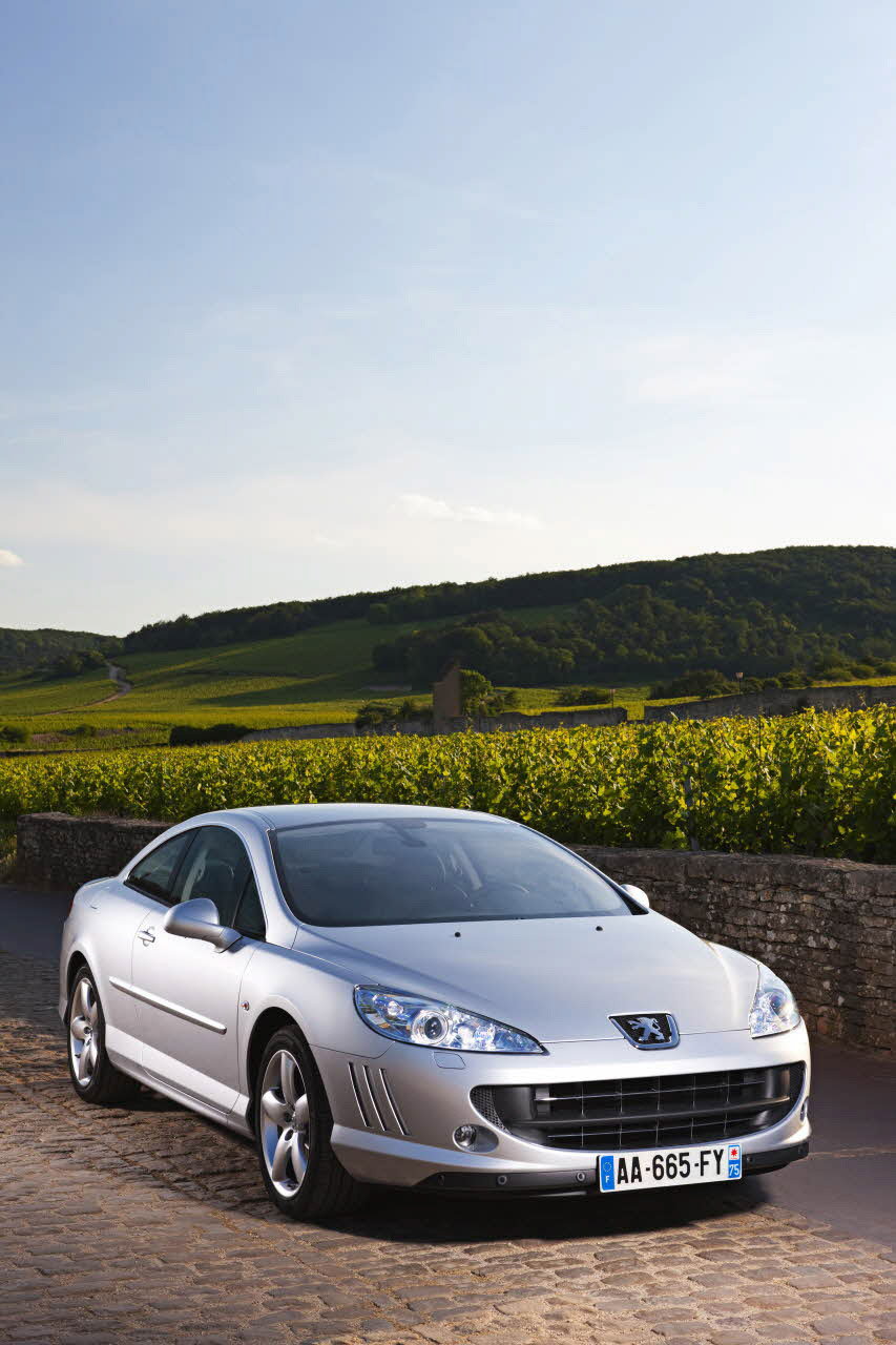 peugeot 407 coupe 2 7 hdi v6 gt review. Black Bedroom Furniture Sets. Home Design Ideas