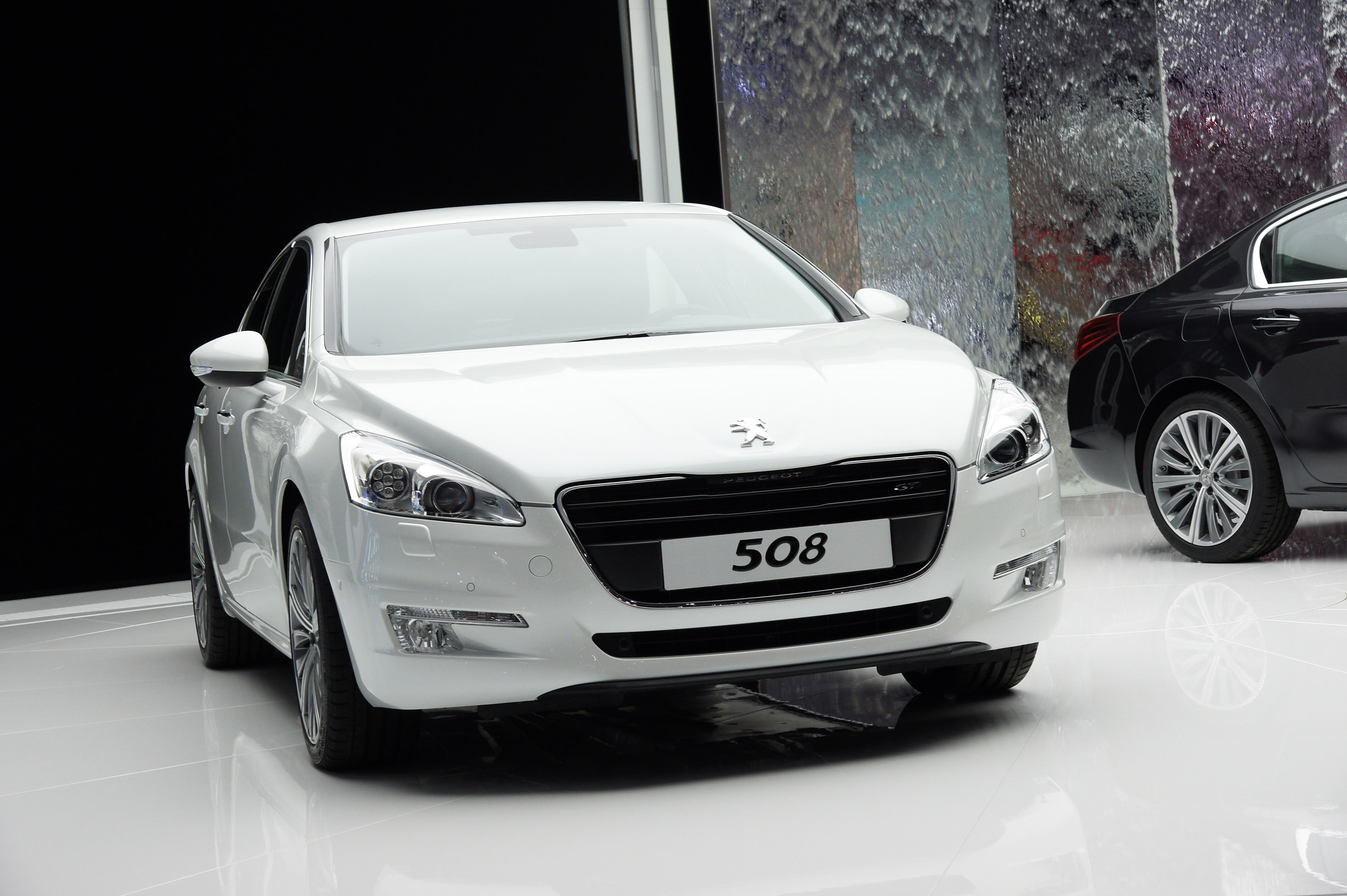 Peugeot 508 Paris 2010 - Picture 43304