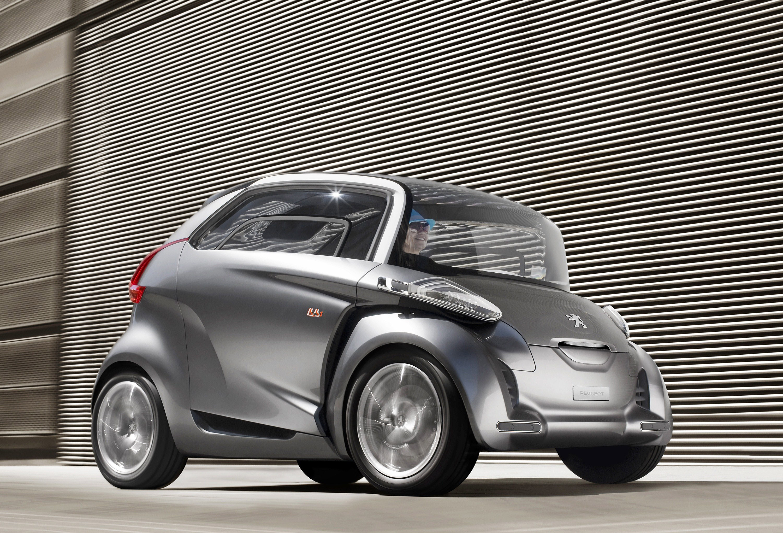 Peugeot BB1 Concept Car