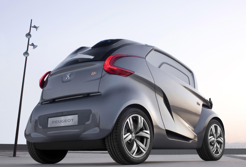 Peugeot Bb1 Concept Car Picture 25796