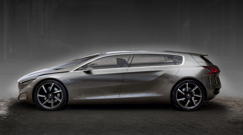 Lexus Is 350C >> Peugeot Hx1 Concept - Picture 57837