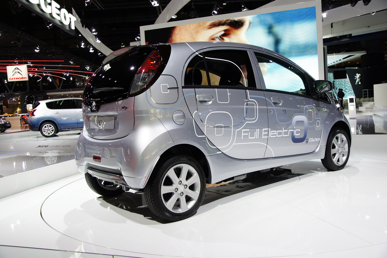 Peugeot ion pris