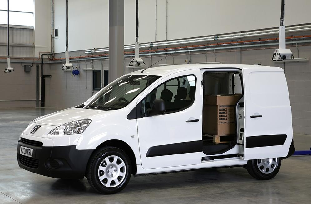 Peugeot Launches Professional Versions Of The New Partner