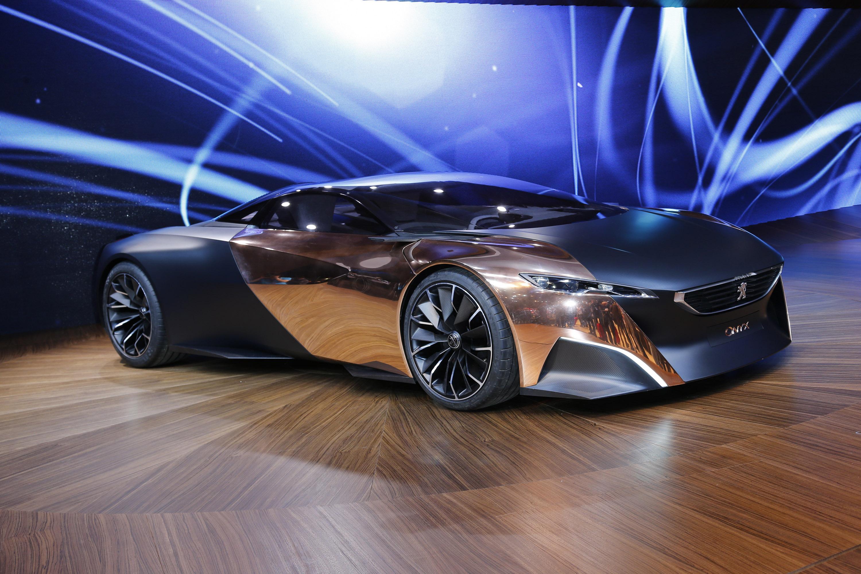 Peugeot Onyx Concept Paris 2012 Picture 75213