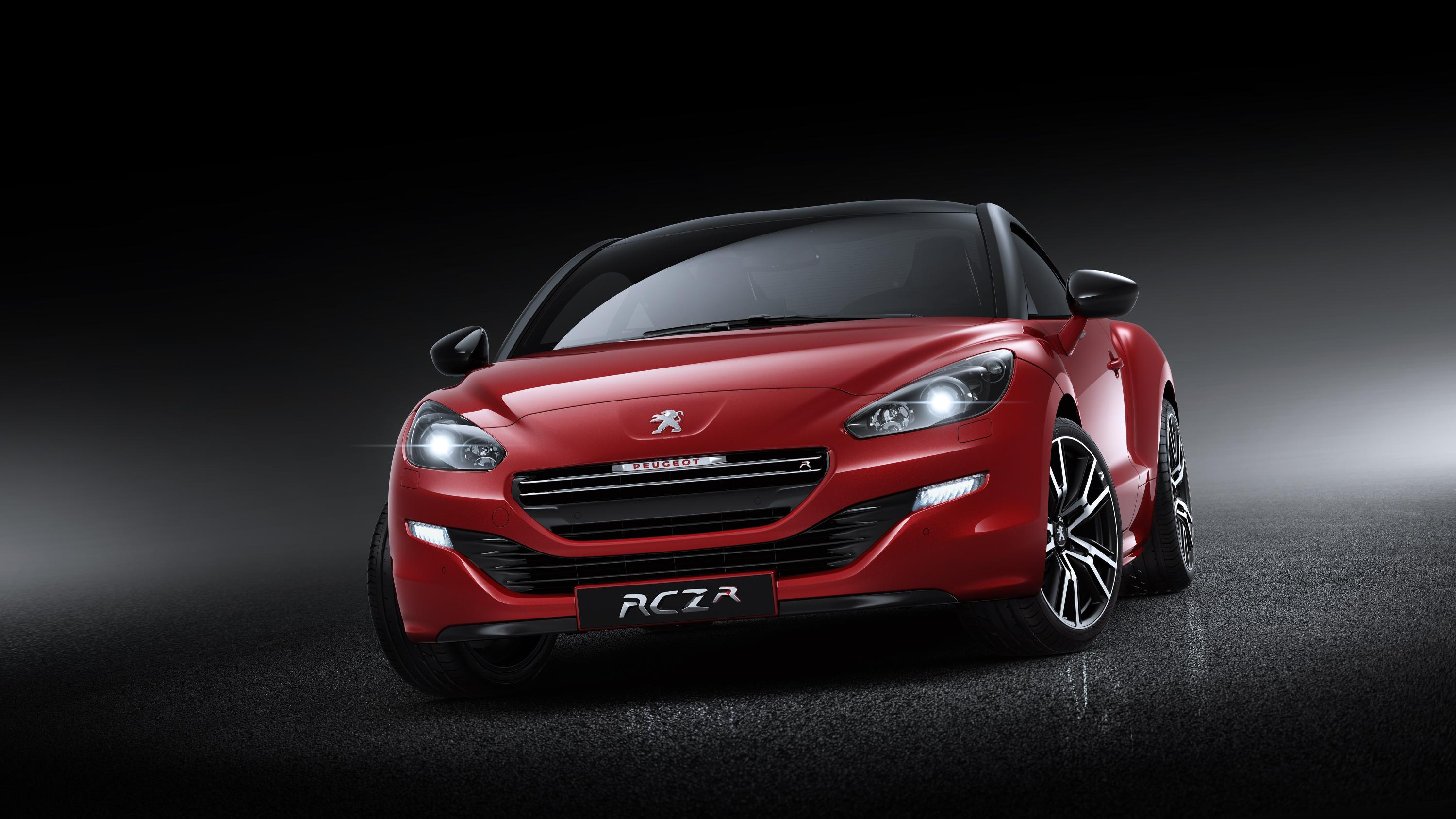 first images and specification details of peugeot rcz r revealed. Black Bedroom Furniture Sets. Home Design Ideas