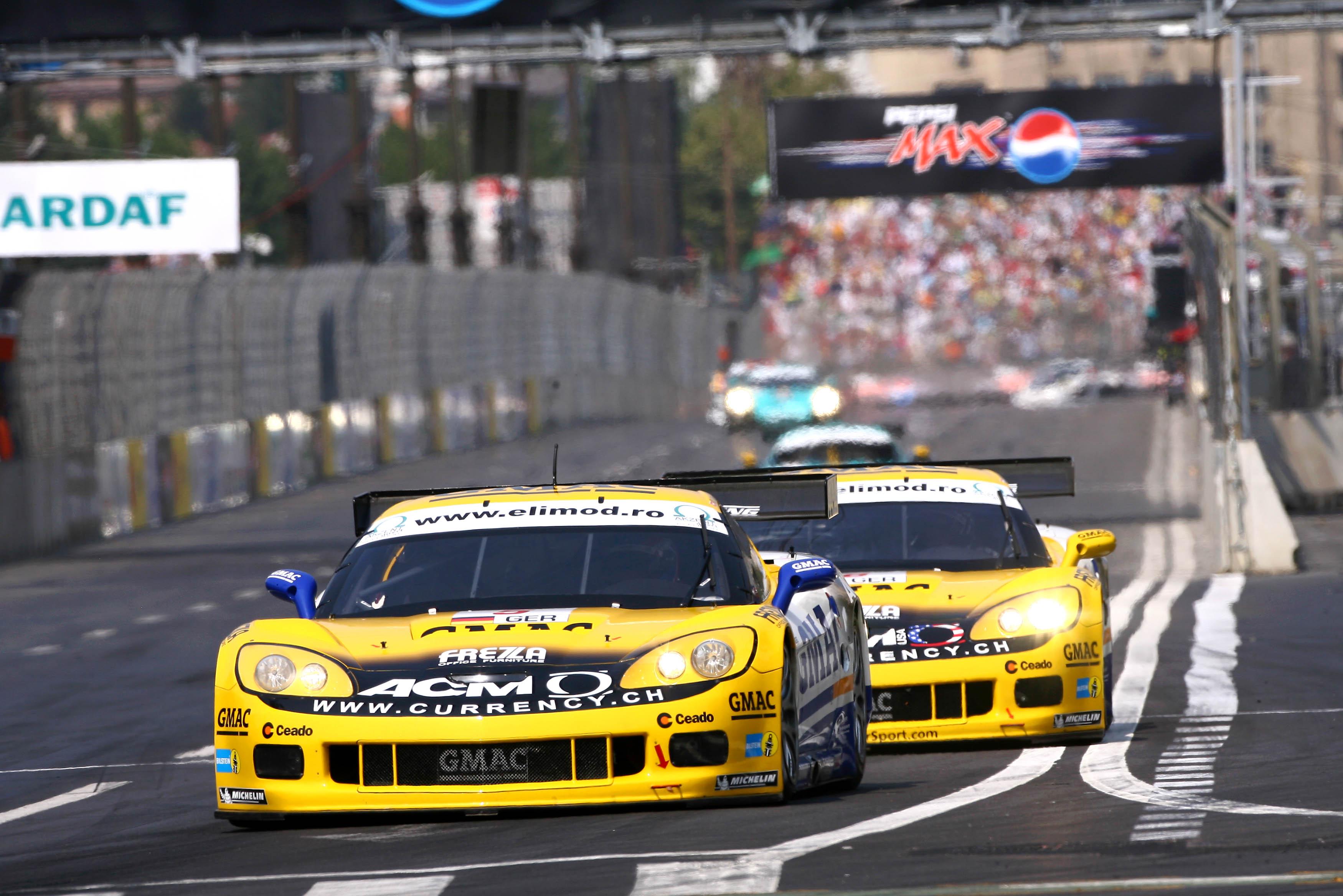 Phoenix Carsport Racing Corvette Picture 33516