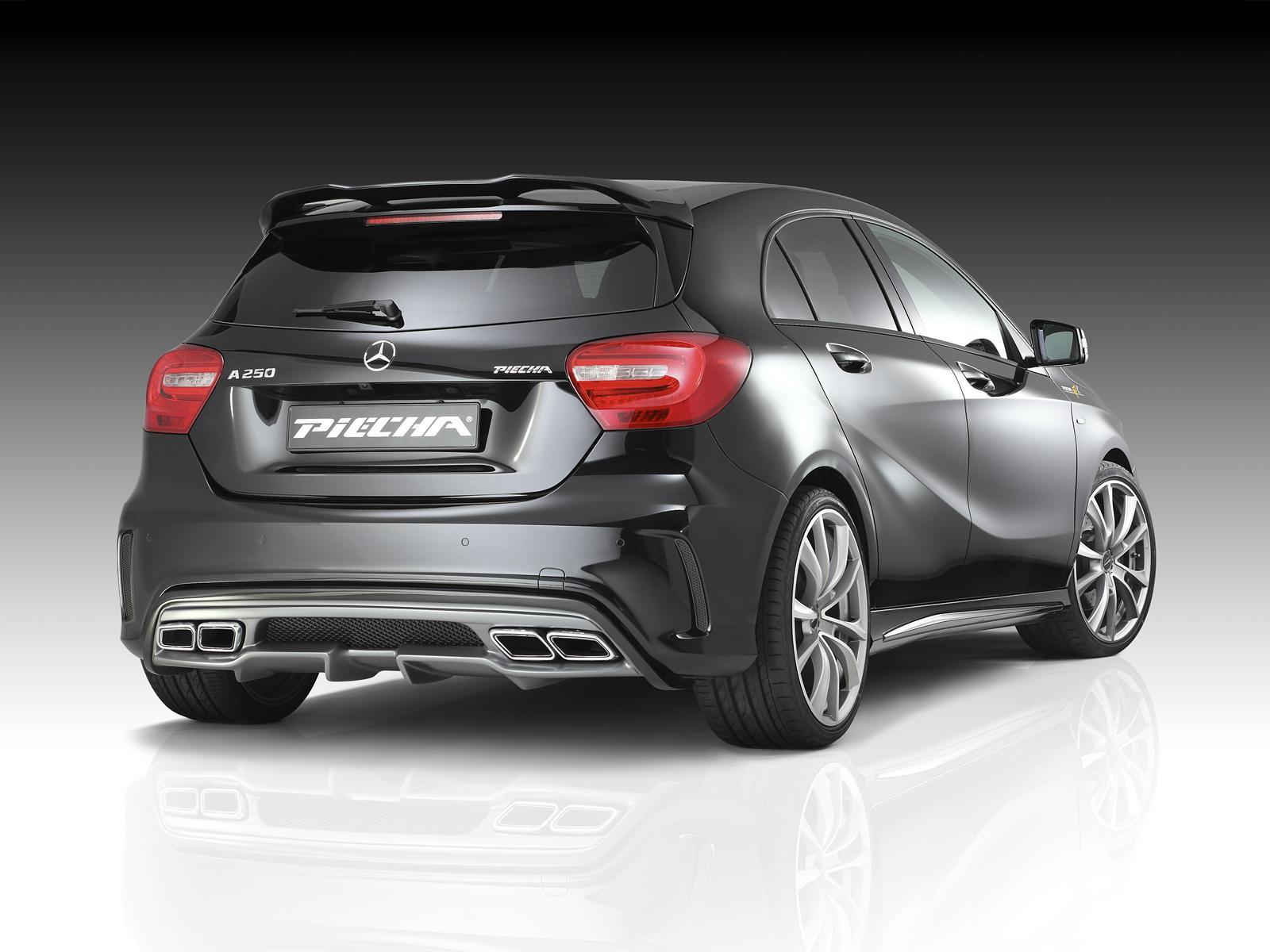 Piecha design mercedes benz a class amg line for Mercedes benz of marion