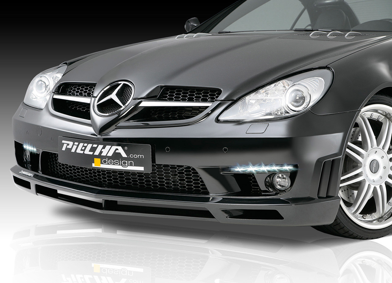 piecha design performance rs kit for mercedes slk r171. Black Bedroom Furniture Sets. Home Design Ideas