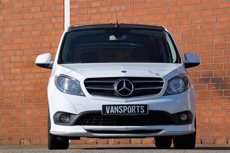 Pm Vansport Shows A Rather Cool Mercedes Citan Upgrade