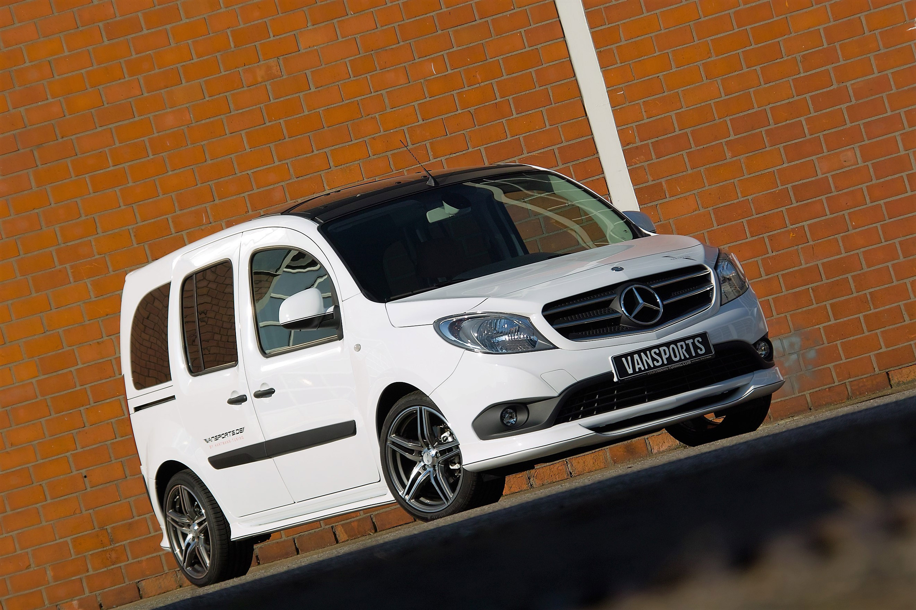 pm vansport shows a rather cool mercedes citan upgrade