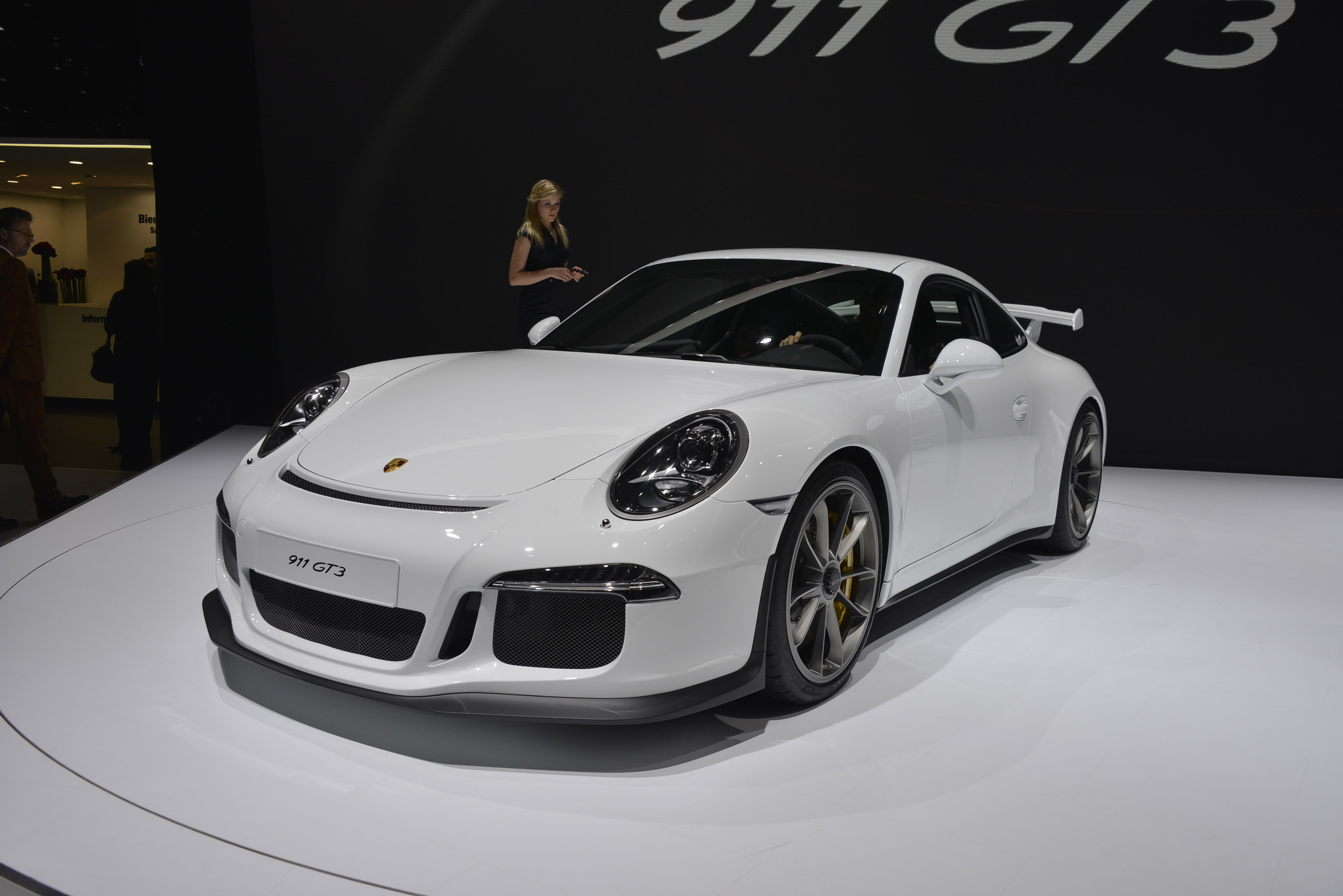2014 porsche 911 gt3 price 137 303 video. Black Bedroom Furniture Sets. Home Design Ideas
