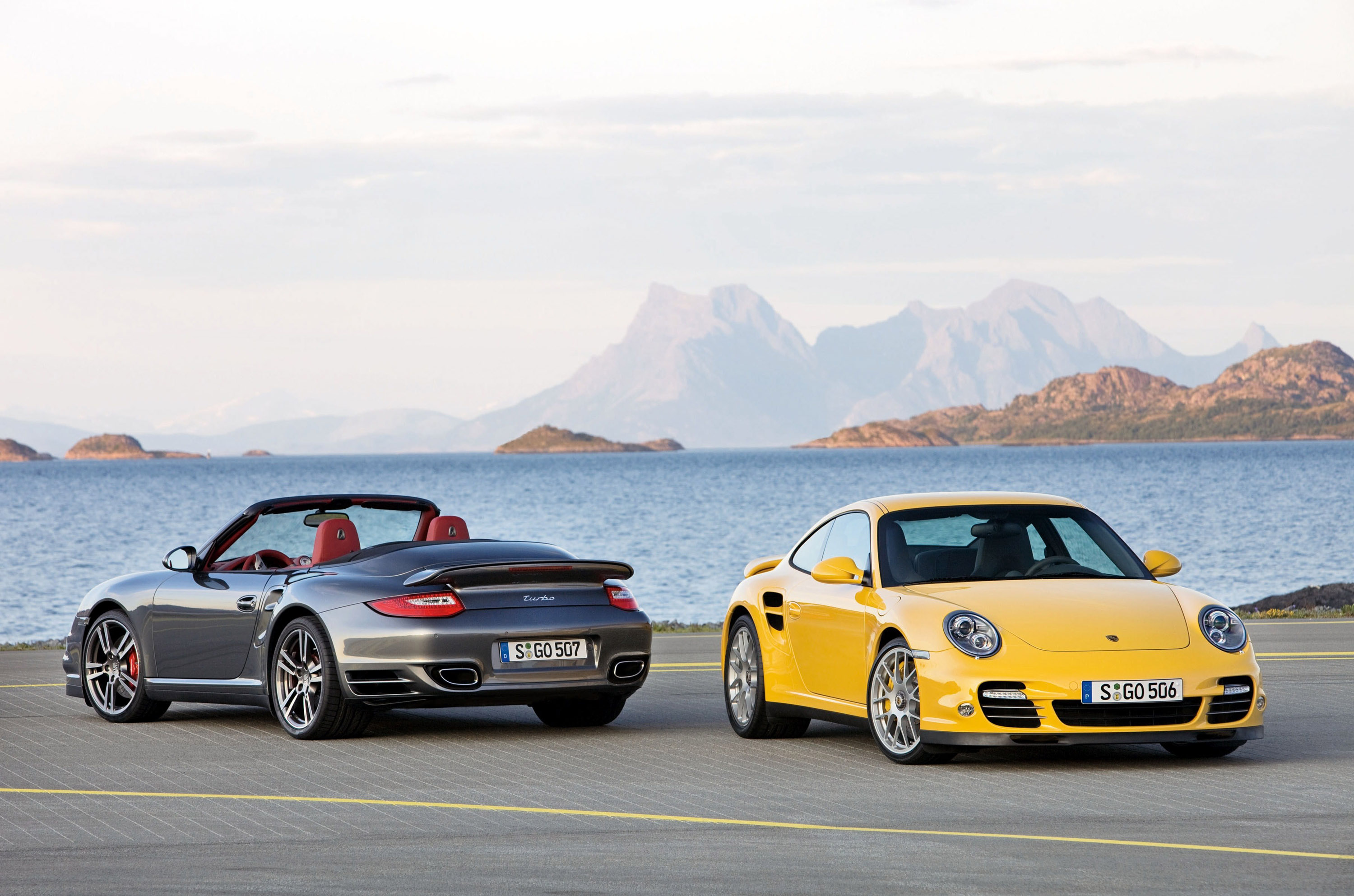 porsche-911-turbo-01 Mesmerizing Porsche 911 Turbo Vs Z06 Cars Trend