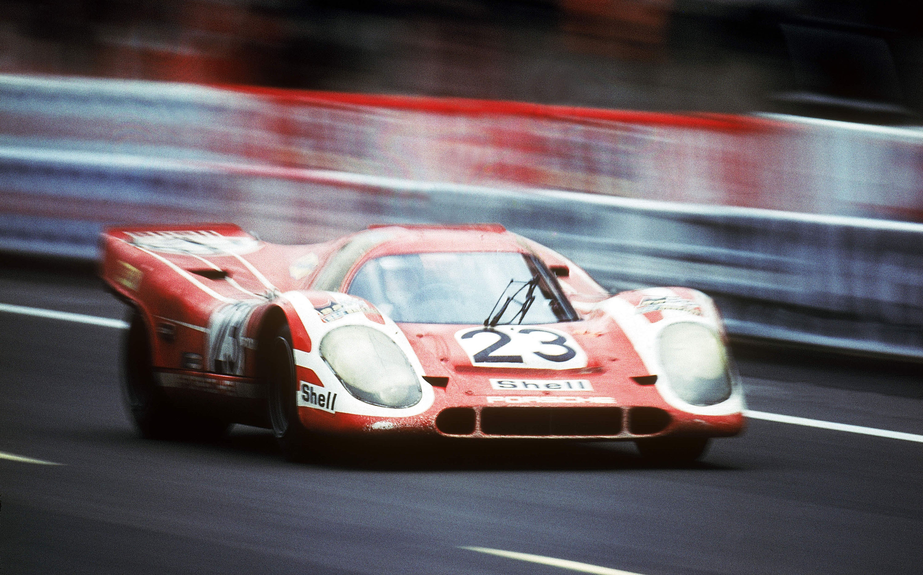 40 years anniversary of the porsche 917 first victory at the le mans. Black Bedroom Furniture Sets. Home Design Ideas
