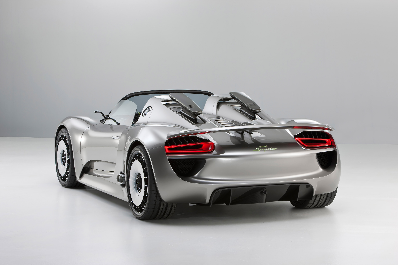 Porsche 918 Spyder Concept Picture 40625