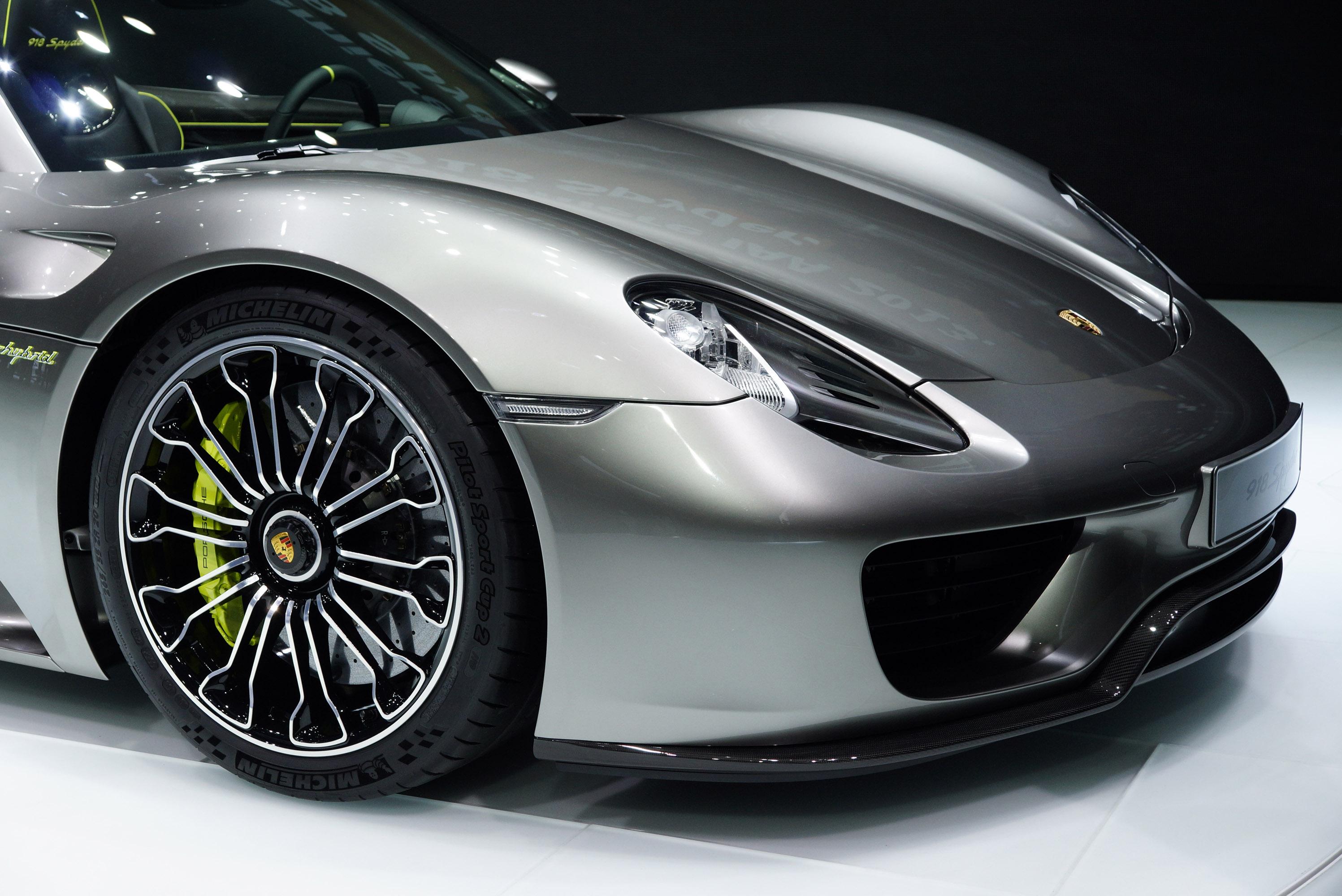 porsche-918-spyder-frankfurt-2013-06 Marvelous Porsche 918 Spyder Hybrid Prezzo Cars Trend