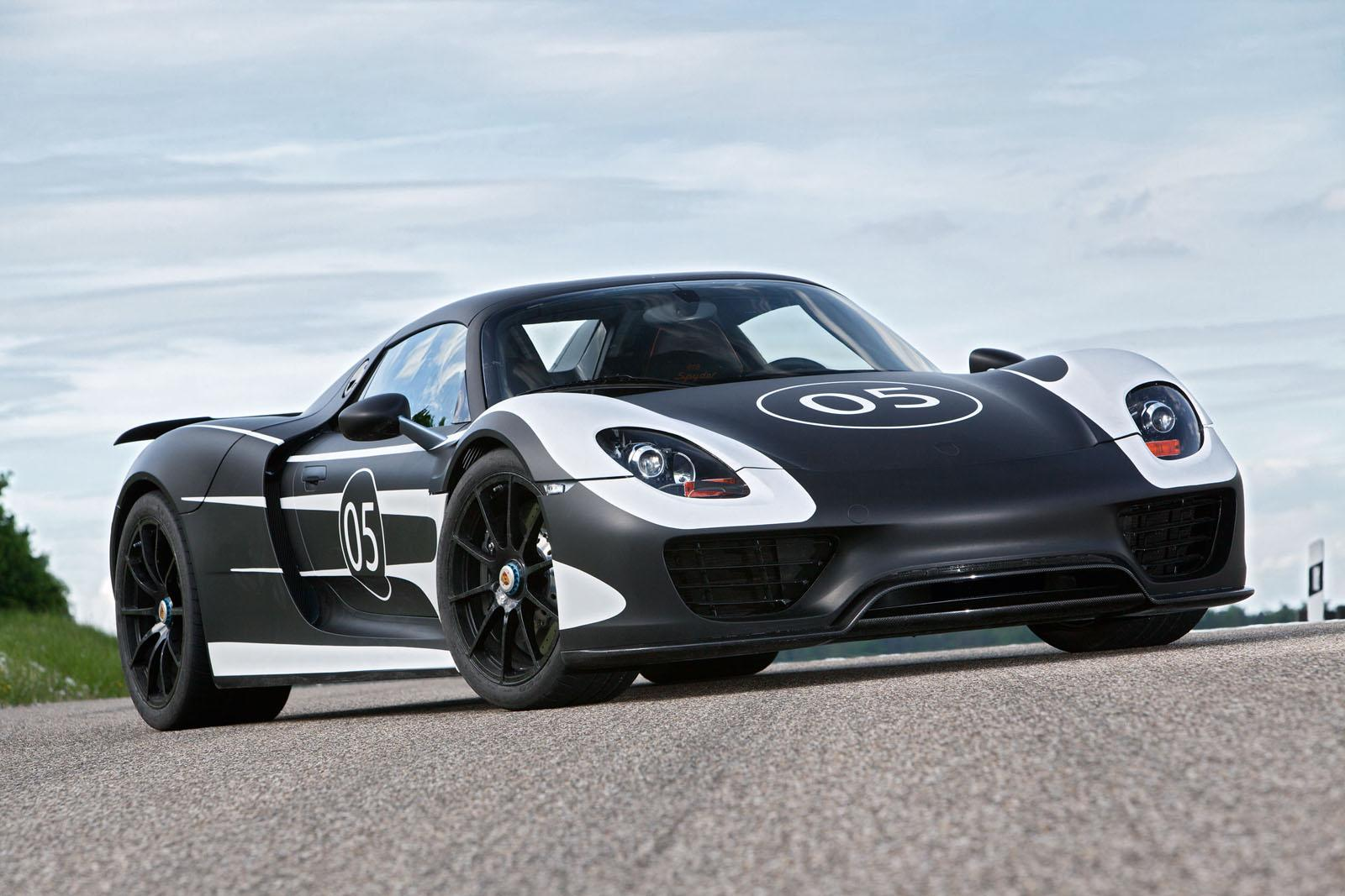 porsche 918 spyder at the gran turismo events evo nurburgring video. Black Bedroom Furniture Sets. Home Design Ideas
